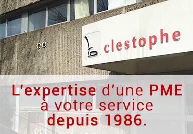 L'expertise d'une PME à votre service depuis 1986